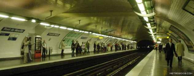 paris metro(パリのメトロ)Pont de Neuilly></div>  <div id=