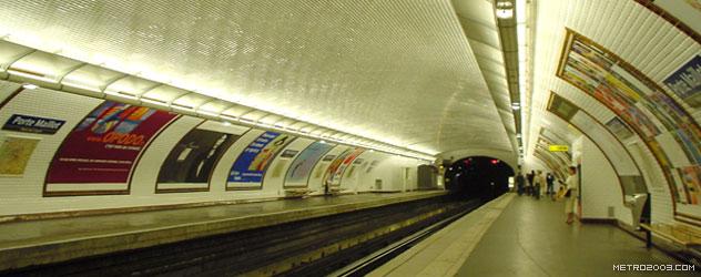 paris metro(パリのメトロ)Porte Maillot></div>  <div id=