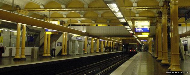 paris metro(パリのメトロ)Gare de Lyon></div>  <div id=