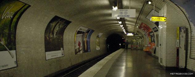 paris metro(パリのメトロ)Église d'Auteuil></div>  <div id=