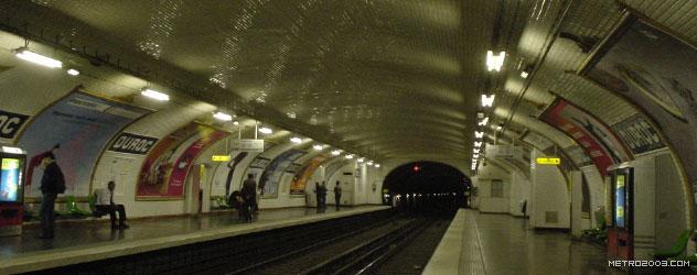 paris metro(パリのメトロ)Duroc></div>  <div id=