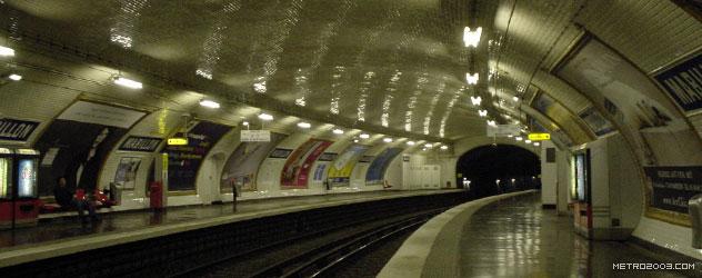 paris metro(パリのメトロ)Mabillon></div>  <div id=