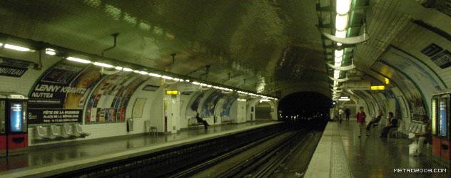 paris metro(パリのメトロ)Rambuteau></div>  <div id=