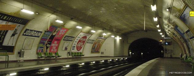 paris metro(パリのメトロ)Jourdain></div>  <div id=
