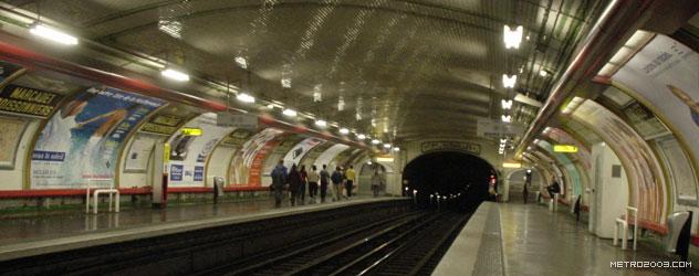 paris metro(パリのメトロ)Marcadet-Poissonniers></div>  <div id=