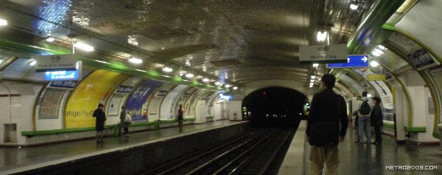 paris metro(パリのメトロ)Jules Joffrin></div>  <div id=