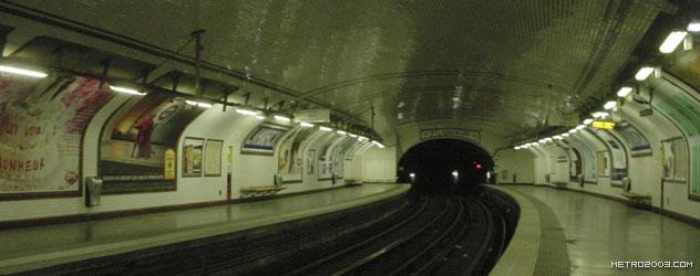 paris metro(パリのメトロ)Lamarck-Caulaincourt></div>  <div id=