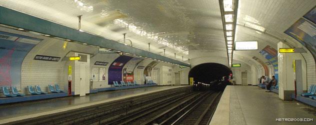 paris metro(パリのメトロ)Notre-Dame-de-Lorette></div>  <div id=