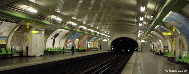 paris metro(パリのメトロ)Trinité-d'Estienne d'Orves></div>  <div id=