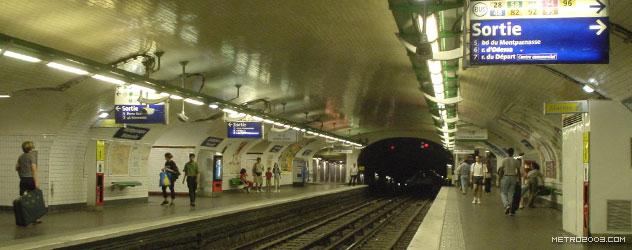 paris metro(パリのメトロ)Montparnasse Bienvenüe></div>  <div id=
