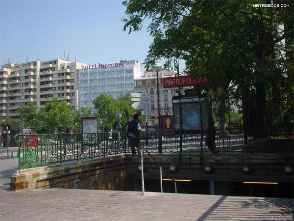 Porte de versailles metro a paris - Porte de versailles metro ...