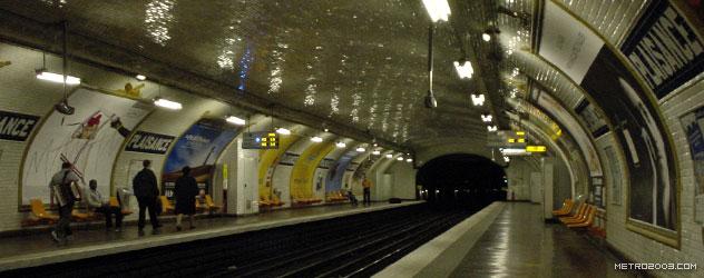 paris metro(パリのメトロ)Plaisance></div>  <div id=