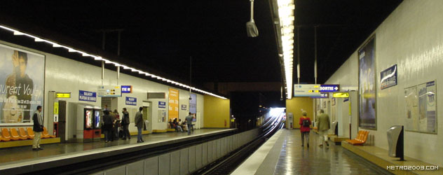 paris metro(パリのメトロ)Malakoff Plateau de Vanves></div>  <div id=
