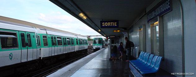 paris metro(パリのメトロ)Châtillon-Montrouge></div>  <div id=