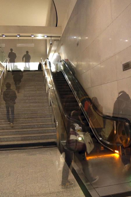 オランピアード駅