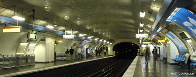 paris metro(パリのメトロ)Villiers></div>  <div id=