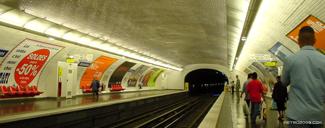 paris metro(パリのメトロ)Couronnes></div>  <div id=