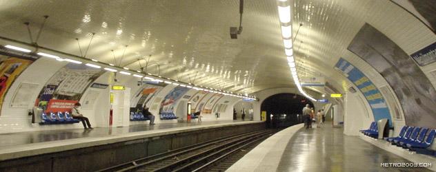 paris metro(パリのメトロ)Ménilmontant></div>  <div id=