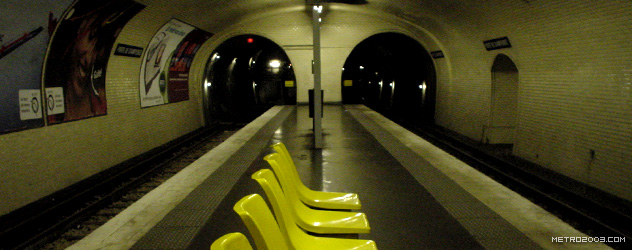 paris metro(パリのメトロ)Porte de Champerret></div>  <div id=