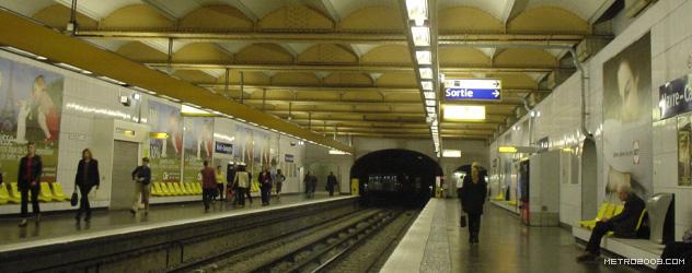 paris metro(パリのメトロ)Havre-Caumartin></div>  <div id=