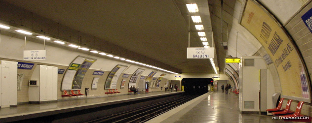 paris metro(パリのメトロ)Porte de Bagnolet></div>  <div id=