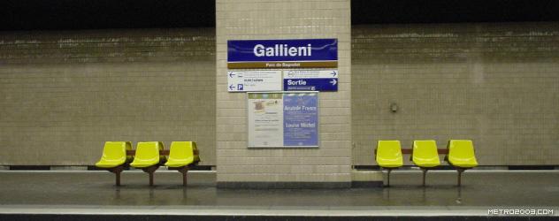 paris metro(パリのメトロ)Gallieni></div>  <div id=