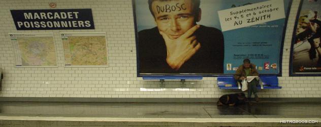 paris metro(パリのメトロ)Marcadet Poissonniers></div>  <div id=