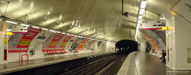 paris metro(パリのメトロ)Étienne Marcel></div>  <div id=
