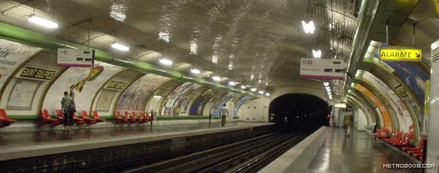 paris metro(パリのメトロ)Saint-Sulpice></div>  <div id=