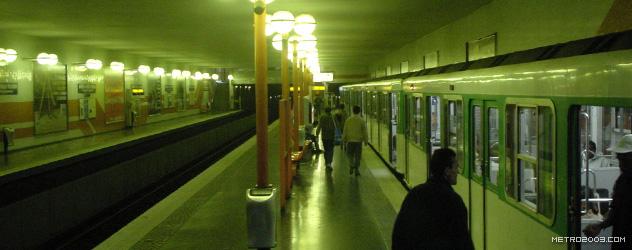paris metro(パリのメトロ)Bobigny Pablo Picasso></div>  <div id=