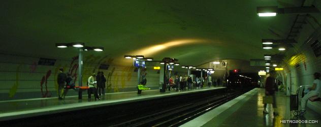 paris metro(パリのメトロ)Porte de Pantin></div>  <div id=