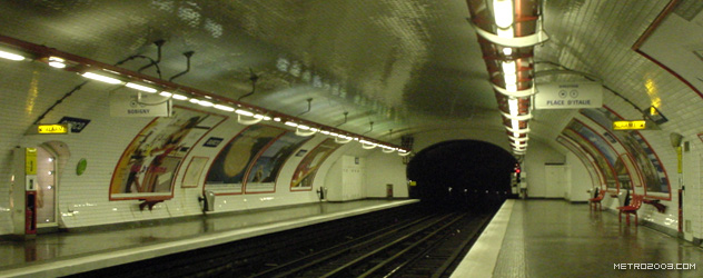 paris metro(パリのメトロ)Ourcq></div>  <div id=