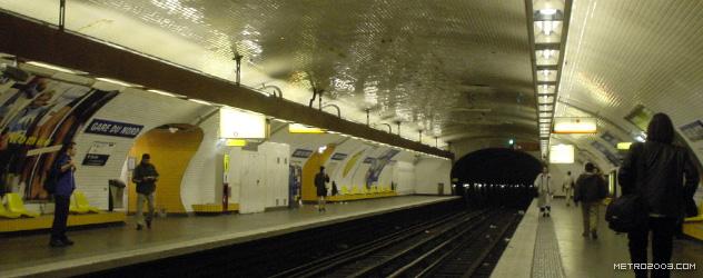 paris metro(パリのメトロ)Gare du Nord></div>  <div id=