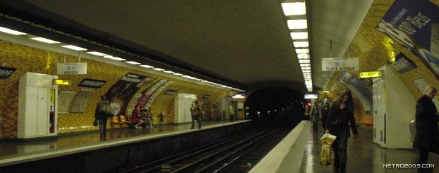 paris metro(パリのメトロ)Oberkampf></div>  <div id=