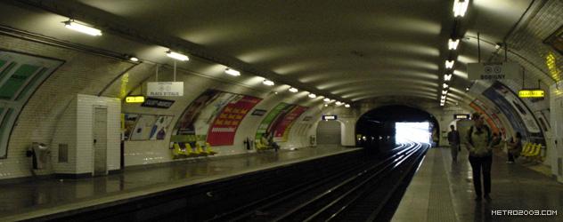 paris metro(パリのメトロ)Saint-Marcel></div>  <div id=