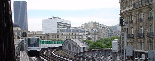 paris metro(パリのメトロ)Sèvres-Lecourbe></div>  <div id=