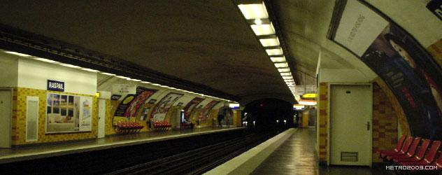 paris metro(パリのメトロ)Raspail></div>  <div id=