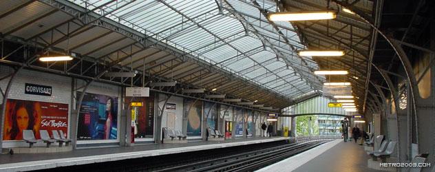 paris metro(パリのメトロ)Corvisart></div>  <div id=