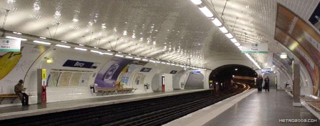 paris metro(パリのメトロ)Bercy></div>  <div id=