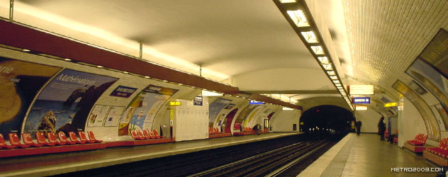 paris metro(パリのメトロ)Daumesnil></div>  <div id=