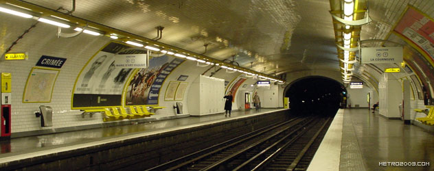 paris metro(パリのメトロ)Crimée></div>  <div id=