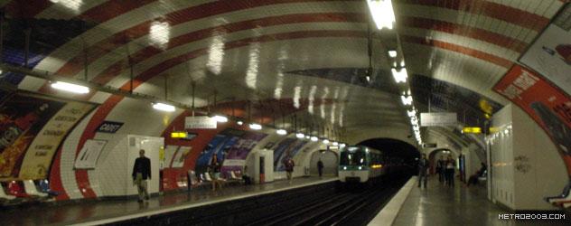 paris metro(パリのメトロ)Cadet></div>  <div id=