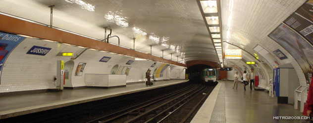 paris metro(パリのメトロ)Jussieu></div>  <div id=