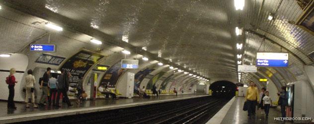 paris metro(パリのメトロ)Maison Blanche></div>  <div id=