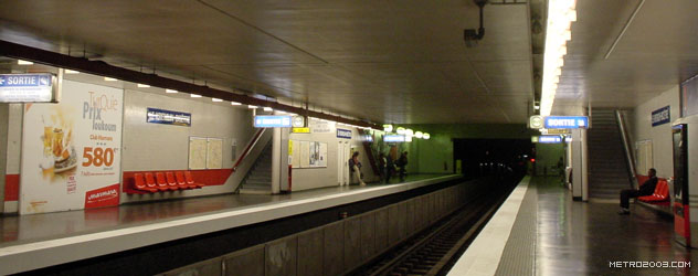 paris metro(パリのメトロ)Le Kremlin-Bicêtre></div>  <div id=
