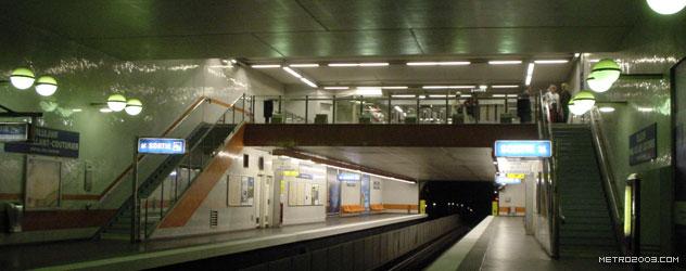 paris metro(パリのメトロ)Villejuif Paul Vaillant-Couturier></div>  <div id=