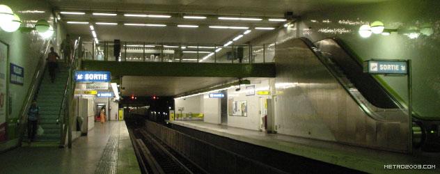 paris metro(パリのメトロ)Villejuif Louis Aragon></div>  <div id=