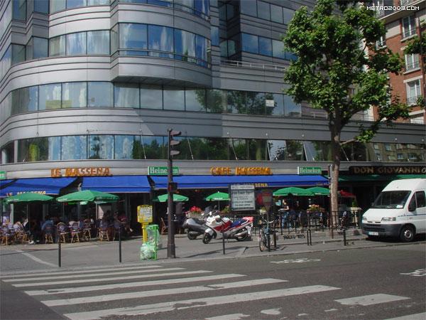 porte d italie ポルト ディタリー駅 パリの地下鉄 メトロ metro a