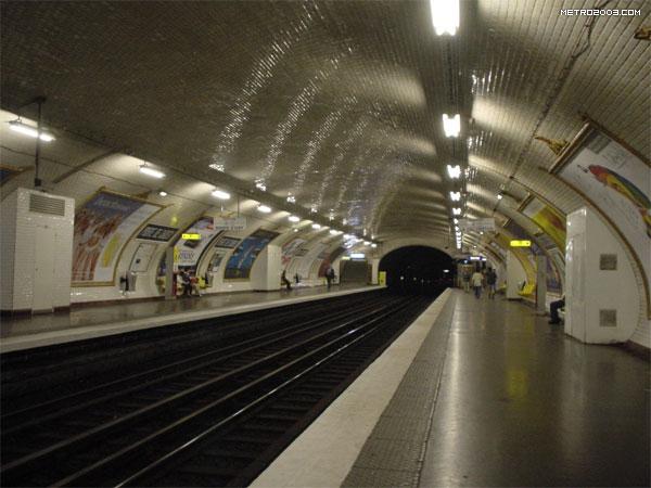 Porte de choisy metro a paris - Station total porte d italie ...