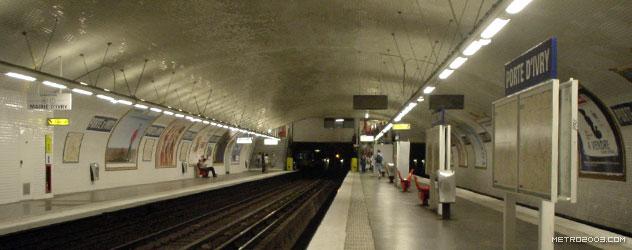 paris metro(パリのメトロ)Porte d'Ivry></div>  <div id=